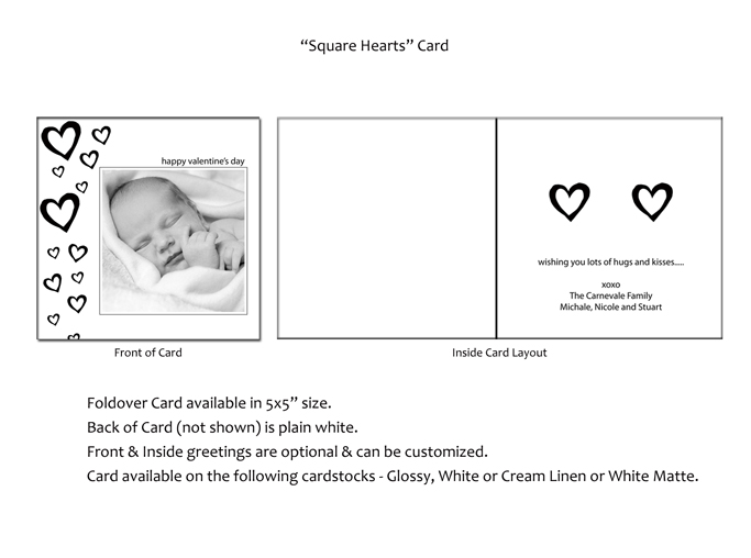 Square Hearts layout