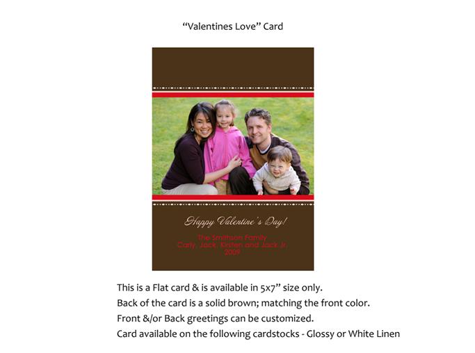 Valentines Love layout